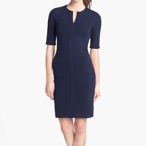 DVF Diane Von Furstenberg Saturn Sheath Dress